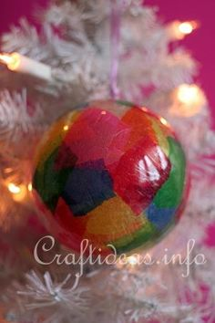 Christmas Crafts for Kids - Colorful Christmas Baubles Chrismas Crafts For Kids, Christmas Activities For Kids, Preschool Christmas, Christmas Mom, Christmas Baubles, Christmas Projects, Christmas Themes, Holiday Crafts, Childrens Christmas
