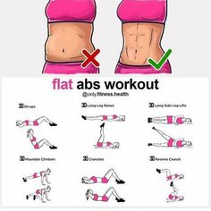 Ab workouts, fitness workouts, at home workouts, fitness diet, yoga fitness Fitness Workouts, Fitness Motivation, Sport Fitness, Fitness Diet, Yoga Fitness, At Home Workouts, Health Fitness, Health Logo, Health Goals