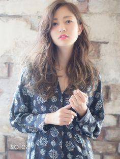 yuuki solea Stylists, Dresses With Sleeves, Hairstyle, Long Hair Styles, Long Sleeve, Fashion, Hair Job, Moda, Hair Style