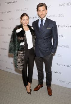 THE OLIVIA PALERMO LOOKBOOK By Marta Martins: Olivia Palermo at Rachel Zoe's Book Launch Party in New York