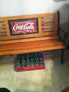 1000 Images About Coca Cola Furniture On Pinterest Coca Cola Vintage Coca Cola And Pub Tables