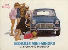 Morris Mini-Minor wallpapers - Free pictures of Morris Mini-Minor for your desktop. HD wallpaper for backgrounds Morris Mini-Minor car tuning Morris Mini-Minor and concept car Morris Mini-Minor wallpapers. Mini Morris, Classic Cars British, Classic Mini, British Car, Mini Site, Minis, Morris Minor, Car Museum, Classic Motors