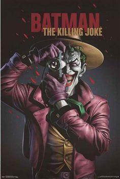 Batman The Killing Joke Movie Poster 22x34 – BananaRoad