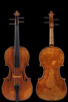 "An outstanding violin by Giuseppe Guarneri del Gesù Cremona, c. 1725, ""Folinari"""