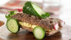 Inspiration til madpakken, lav lækre sandwicher, sund sandwich her