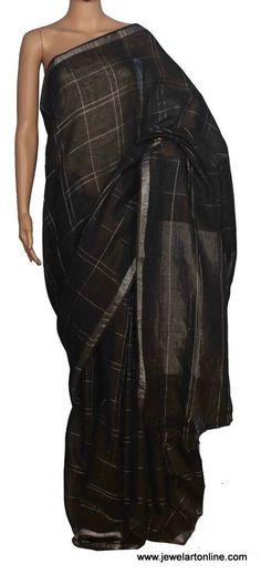 JewelArtOnline is your online shop for shopping sarees such as chanderi sarees, kota saree, kalamkari sarees, jewellery and art products! Buy sarees online in India now! Bengali Saree, Indian Sarees, Kalamkari Saree, Silk Sarees, Modern Outfits, Stylish Dresses, India Now, Kota Sarees, Sarees Online India