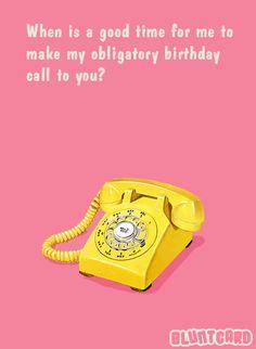 this birthday card is animated from Bluntcardcom birthday