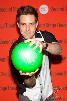 Ben Rappaport attends 2014 Second Stage Theatre's All-Star Bowling Classic fundraiser at Lucky Strike Lanes & Lounge on February 3, 2014 in New York City (Photo by Yoni Levy / Photography By Yoni )