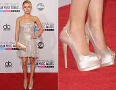 American Music Awards 2012: os melhores looks das famosas no red carpet! - Radar Fashion - CAPRICHO
