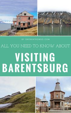 Considering a visit to Svalbard? Click through to the article to read more about the possibly strangest place in the world, Barentsburg, and why you should visit! Arctic Cruise, Snowmobile Tours, Visit Russia, Polar Night, Local Hotels, Alesund, Visit Norway, Norway Travel, Strange Places