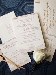 Photography: Bonnie Sen - bonniesen.com   Read More on SMP: http://www.stylemepretty.com/2016/08/26/st-regis-washington-dc-ballroom-real-wedding/