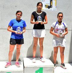 Concluyó el Nacional de Squash de la FNSM 2016 ~ Ags Sports