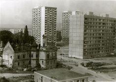 fuckyeahplattenbau: Dresden, DDR, 1982