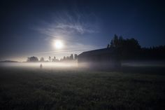 Night (moon) will forgive us. by Mika Suutari on 500px