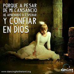 Confiar en Dios...