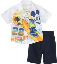 The best Disney baby boy outfit for your little man.  Get them now at http://ilovebabyclothes.com/?page_id=114