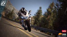 Ride Racing Game Screenshot 1