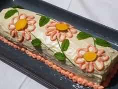 Pastel frío de pan de molde Ana Sevilla con Thermomix