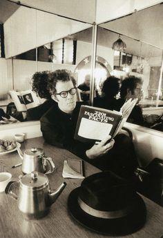 I love this man! Tom Waits