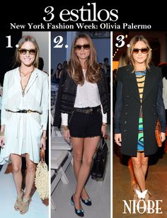New York Fashion Week 2013: Olivia Palermo