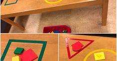 matematik i förskolan, sortering