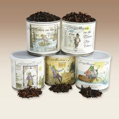 McClelland's Frog Morton tobaccos have taken the pipe world by storm. These unique blends have such a wide following, that we find it hard to keep them in stock. Here's a chance to try them all and save a little, too. Choose from the 50g or 100g tin sampler, and see what the fuss is all about.The Froggy Went a Courtin' Tin Samplers include:(1) Tin McClelland Frog Morton(1) Tin McClelland Frog Morton on the Town(1) Tin McClelland Frog Morton on the Bayou(1) Tin McClelland Frog Morton Across…