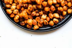 Fried Chickpeas Reci