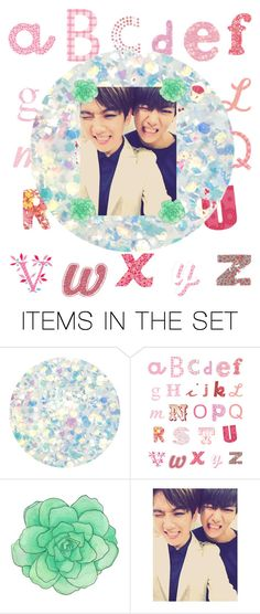 """""""~ A B C TAG~"""" by exo-kay on Polyvore featuring art"""