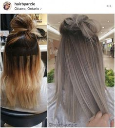 Golden Blonde Balayage for Straight Hair - Honey Blonde Hair Inspiration - The Trending Hairstyle Honey Blonde Hair, Balayage Hair Blonde, Blonde Hair Inspiration, Blue Ombre Hair, Brown Hair With Highlights, Ash Brown Hair, Winter Hairstyles, Hair Looks, Hair Cuts