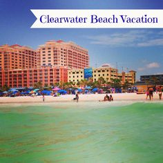 Clearwater Beach with Kids #Florida