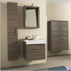 Badmöbel Cees - SEBASTIAN e.K. – Weit. –  Cees ist unsere Lösung für alle, die ein bisschen mehr Stauraum brauchen. Bei Cees sind zwei Wäschekörbe passend und diskret in die Badeinrichtung integriert. Auch bieten die Hängeschränke genügend Platz für Ihre Badutensilien.  Als perfekte Ergänzung sind die Schubladen und Türen mit Selbsteinzug ausgestattet.