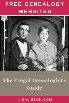 A list of free genealogy records to search for your ancestors. Yes, you can be frugal and save money while researching your family history. History Free Genealogy Records - A Guide To Frugal Genealogy Research Free Genealogy Records, Free Genealogy Sites, Genealogy Research, Family Genealogy, Genealogy Chart, Genealogy Humor, Cousins, Family Tree Research, Genealogy Organization