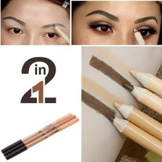 Professional 2 in 1 Double-end Make Up
