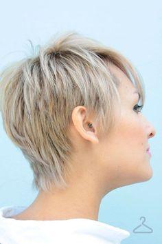 Voor de echte blond fans! 10 hippe korte kapsels in het zomerse blond! - Kapsels voor haar