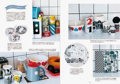 Sample Page: Finnish Designers at Home - 12 Inspiring Lifestyles