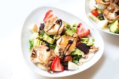 The Most Delicious Salad (Ever!) : Alexa Dagmar