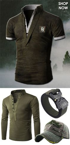 Mens Smart Casual Outfits, Best Casual Shirts, Cool Outfits, Men Casual, Mens Tactical Pants, Tactical Wear, Tactical Clothing, Mens Fashion Suits, Men's Fashion