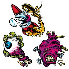 #marcoscabrera #skateculture Pack de Stickers para Hi-Art App 6
