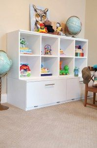 Creative Toy Storage Idea (66)