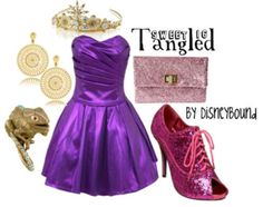 Disney's tangled inspired fashion