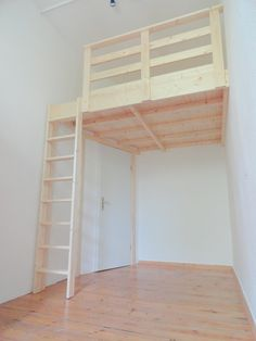 minimal space,space saving storage ideas,dyi loft bed,personal space funny,small space - Home Decor Loft Room, Bedroom Loft, Bedroom Decor, Diy Room Decor, Bedroom Ideas, Loft Beds For Small Rooms, Small Loft, Bedroom Small, Cool Loft Beds