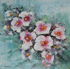 "Un fel de ""Regina nopții"". Flowers, Painting, Art, Art Background, Painting Art, Kunst, Paintings, Performing Arts, Royal Icing Flowers"