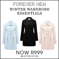 WIN With Ordning & Reda - Kim Gray Winter Wardrobe Essentials, Forever New, Gray, Jackets, Fashion, Down Jackets, Moda, Fashion Styles, Grey