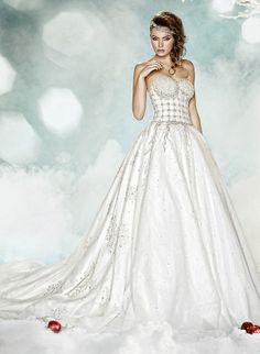 It Is Called Dar Sara Wedding Dresses It Is A Gorgeous Bridal Collection Made By Dubai Based Designer Joumana Al Hayek