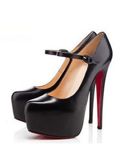 Mart of China Shoes on Pinterest | Stilettos, Mary Jane Pumps and ...