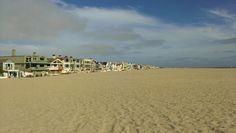 Hollywood Beach in Oxnard