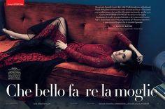 Jennifer Connelly for Vanity Fair April 2014