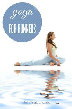 Yoga for All! #running #yoga