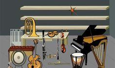 Seis recursos musicales para el aula