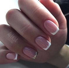 In seek out some nail designs and some ideas for your nails? Listed here is our listing of must-try coffin acrylic nails for trendy women. Classy Nails, Cute Nails, Pretty Nails, My Nails, Nails 2017, Polish Nails, French Manicure Acrylic Nails, French Pedicure, French Manicures